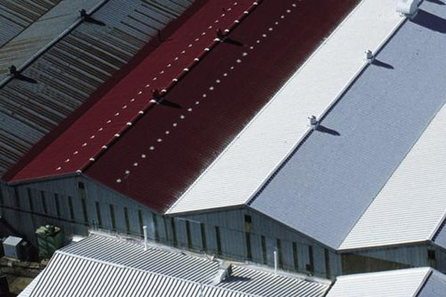 This Is A Complete Waterproofing System For Metal Roofs That Inhibits Rust,  Stops Leaks And Provides An Energy Efficient, Long Lasting And Attractive  Finish ...