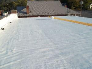 spray foam restoration
